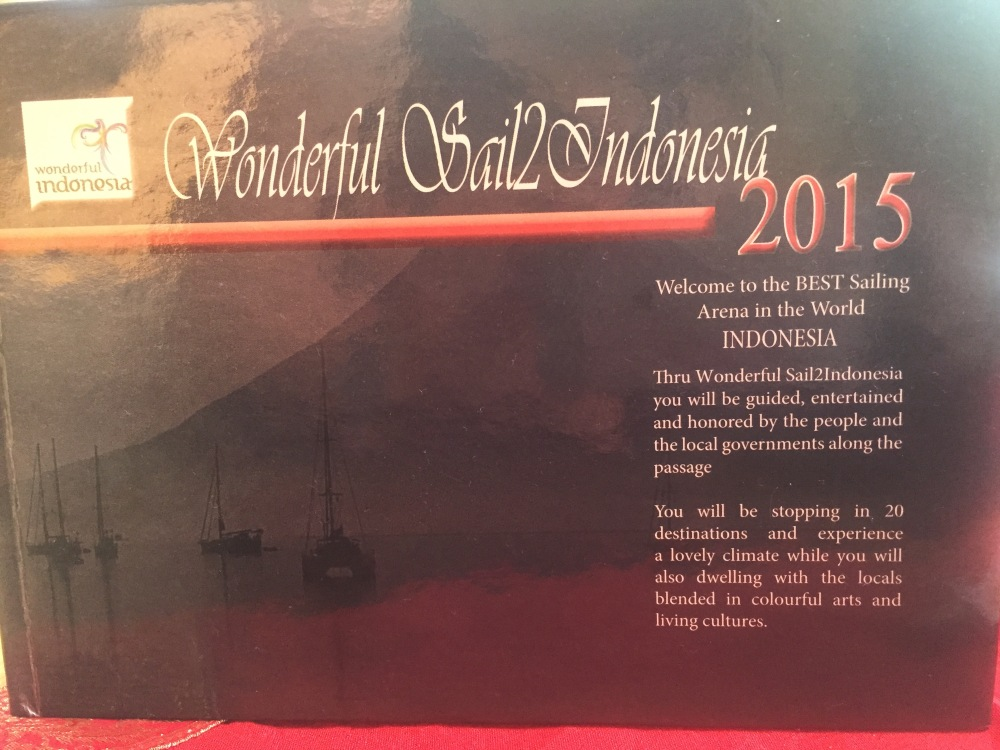 The countdown to The Sail 2 Wonderful Indonesia Rally begins! (3/6)